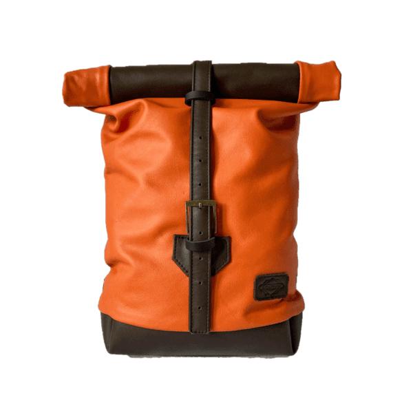 handmade unisex bőr hátizsák